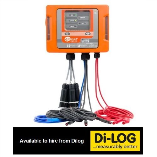 Hire a Power Quality Analyser